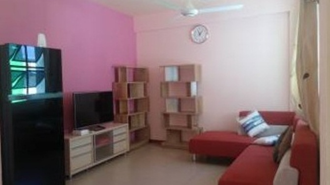 Rooms: Fully Furnished 2 Room Apartment For Rent