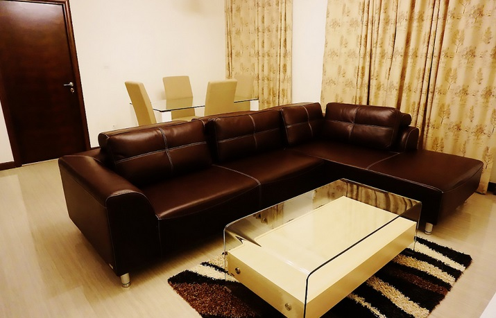Fully furnished platinum residence apartment for rent for The family room hulhumale