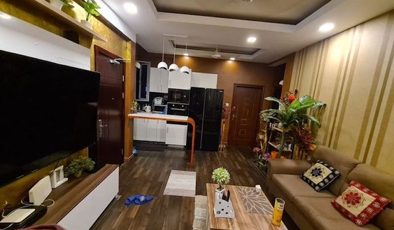 One Room for rent from a three room Apartment